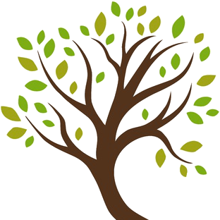 Stylized Tree Logo